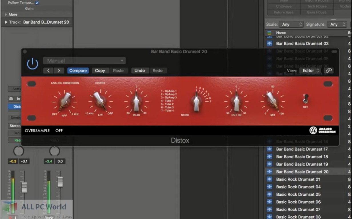 Analog Obsession Distox Free Download