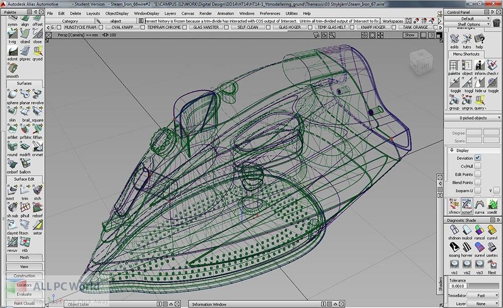 Autodesk Alias AutoStudio Free Download