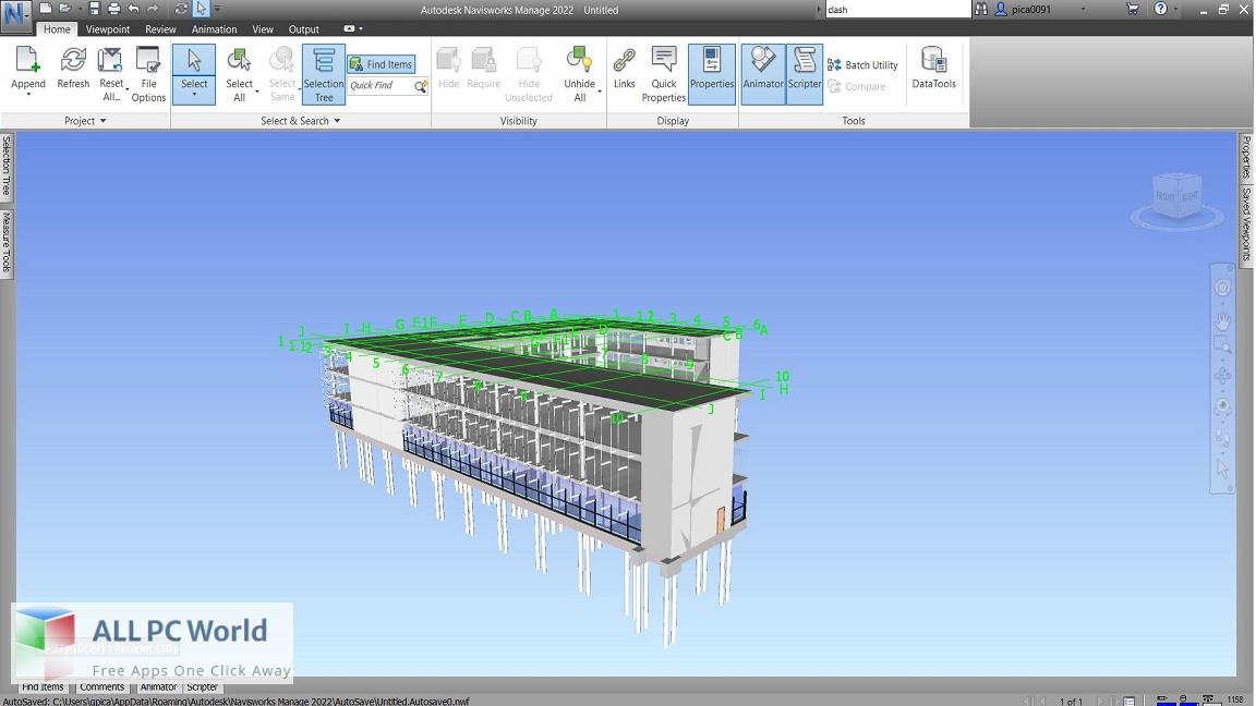 Autodesk Navisworks Manage Free Download