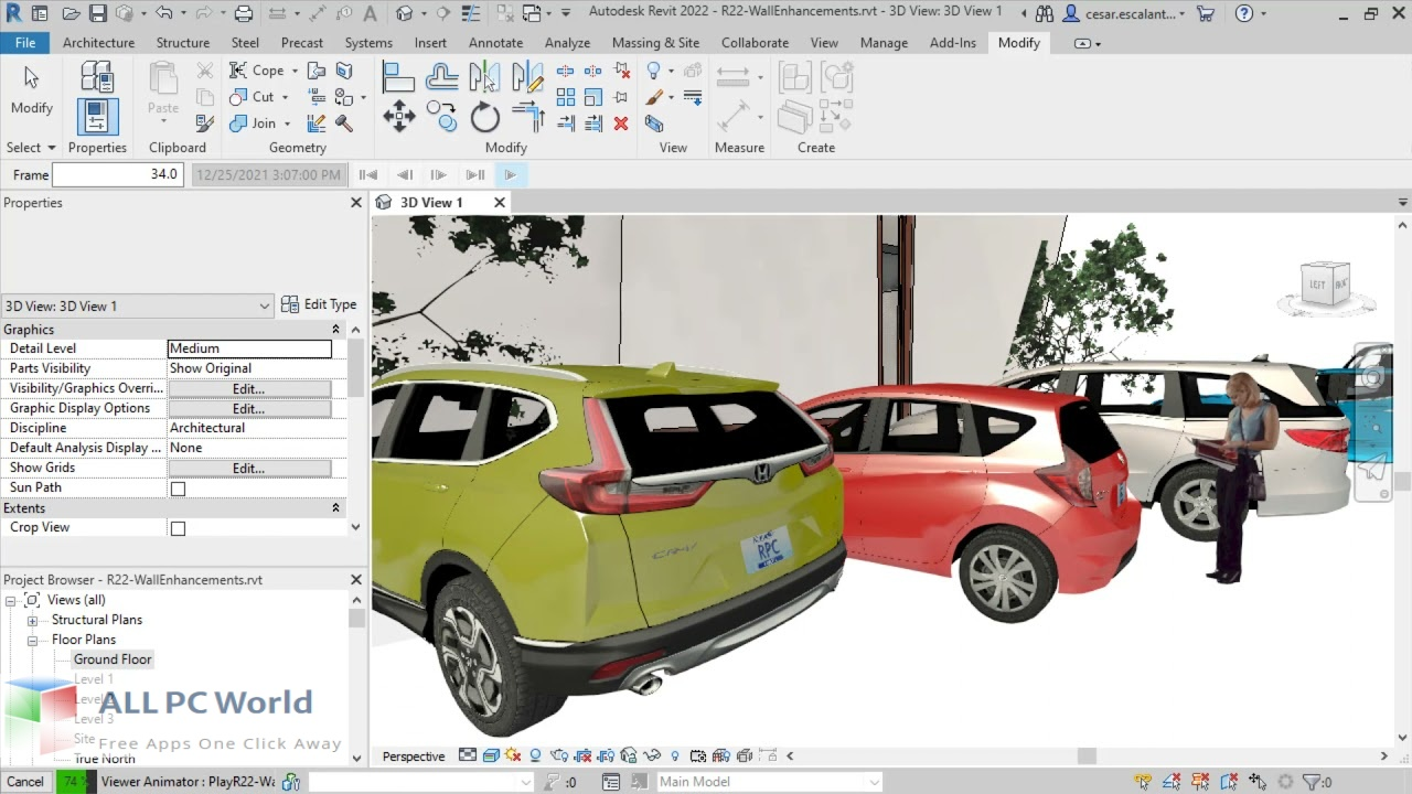 Autodesk Revit 2022 Free Download