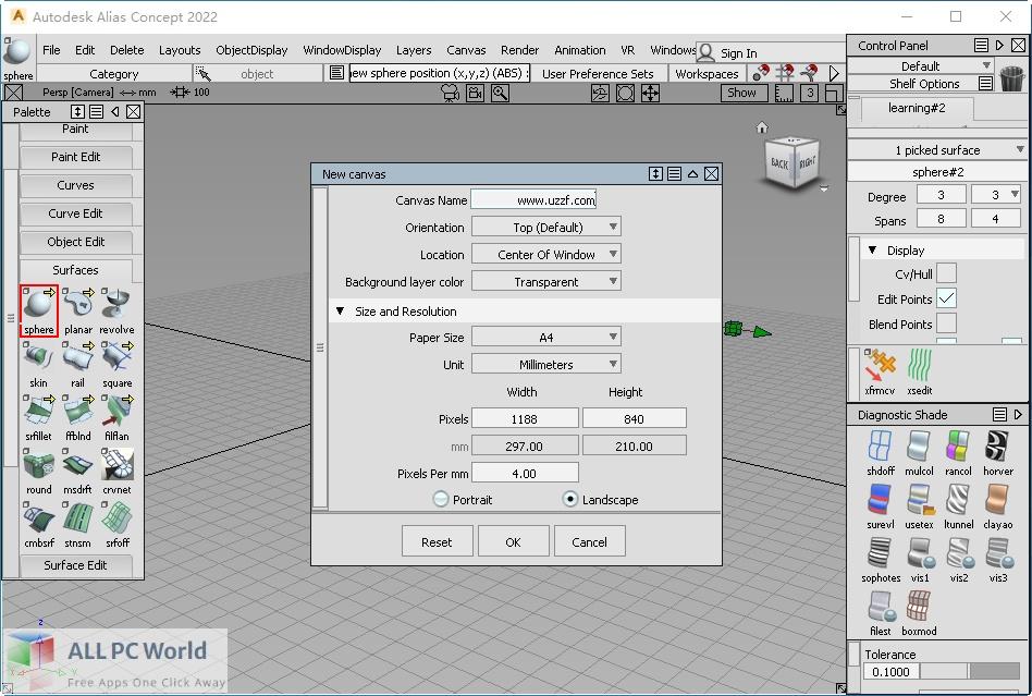 Autodesk Alias Concept Free Download