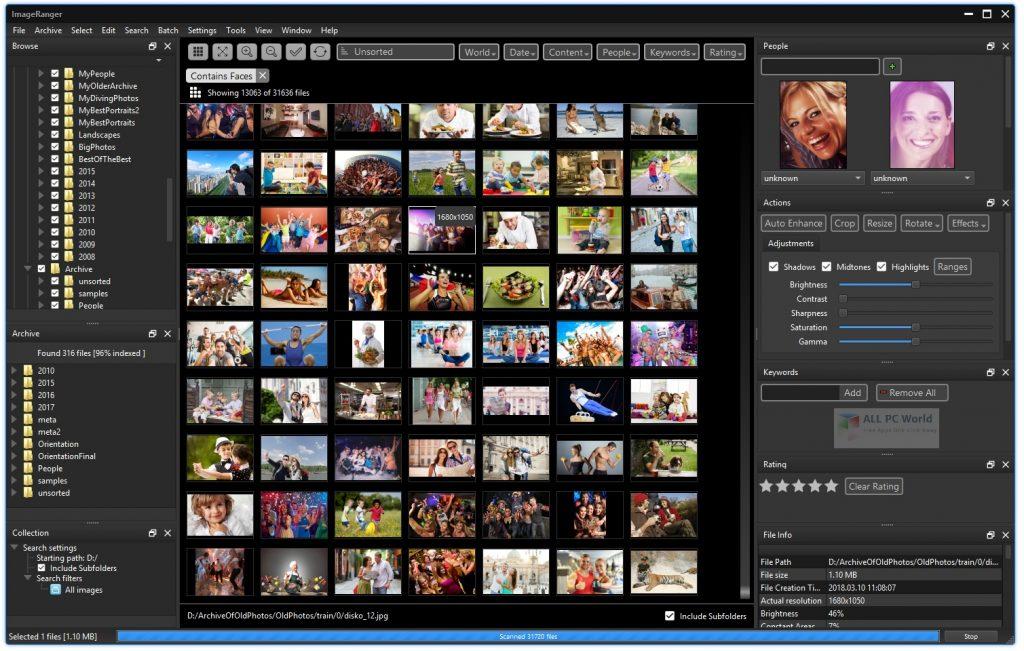 ImageRanger Pro 2020 v1.7.5 One-Click Download