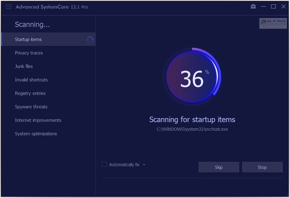 Advanced SystemCare Pro 14 Download Free
