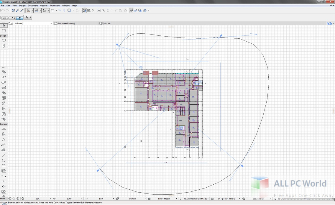 GRAPHISOFT ARCHICAD for Free Download