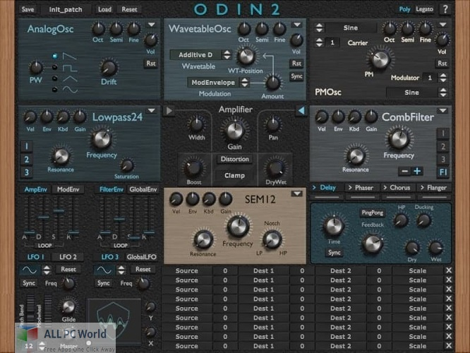 TheWaveWarden Odin Free Download