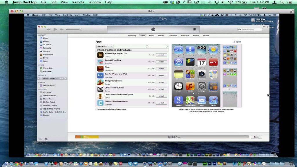 Jump Desktop 8 for Mac Full Version Free Download