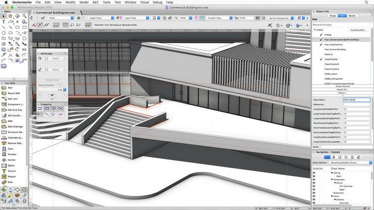 VectorWorks 2020 SP4 for Mac Full Version Download