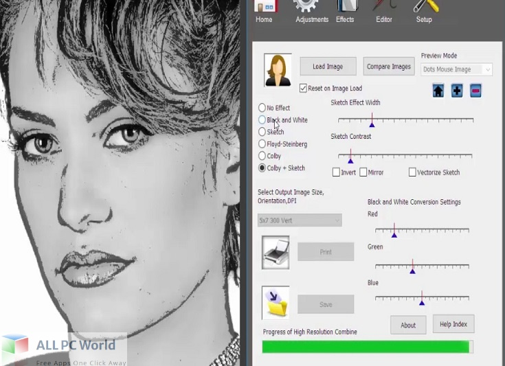 Laser Photo Wizard Professional for Free Download - Copy