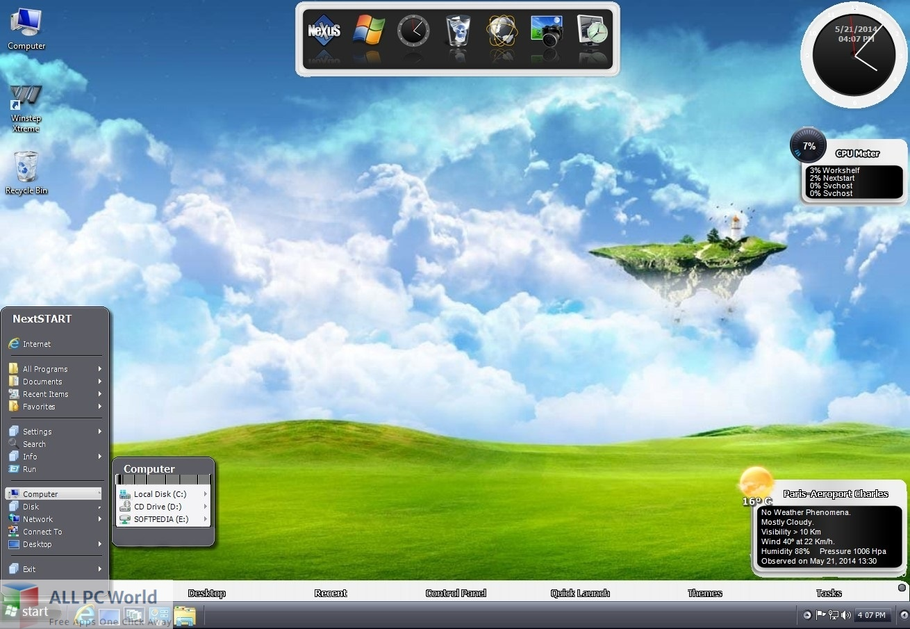 Winstep Xtreme Free Download