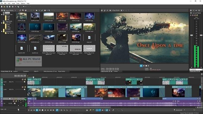 VEGAS Pro 19 Free Download