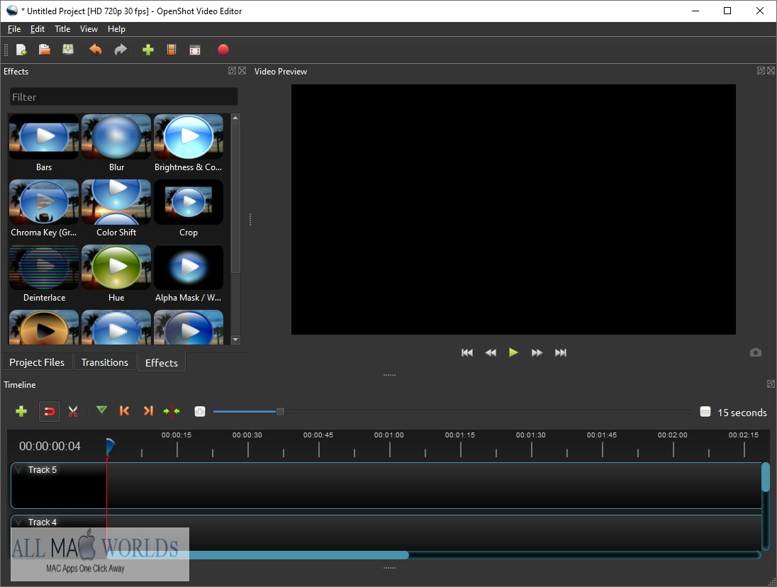 OpenShot Video Editor 2 Free Download