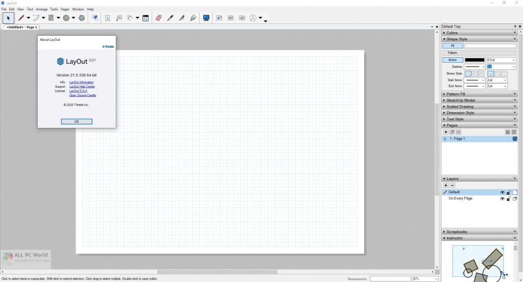 SketchUp Pro 2021 v21.0