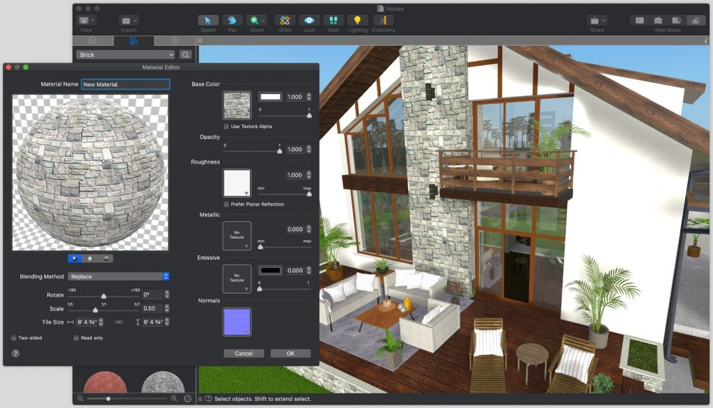 Live Home 3D 4.1.1 for Mac Full Version Download
