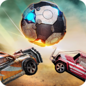 Rocket Car Ball v2.2 (Mod - Unlimited Money)