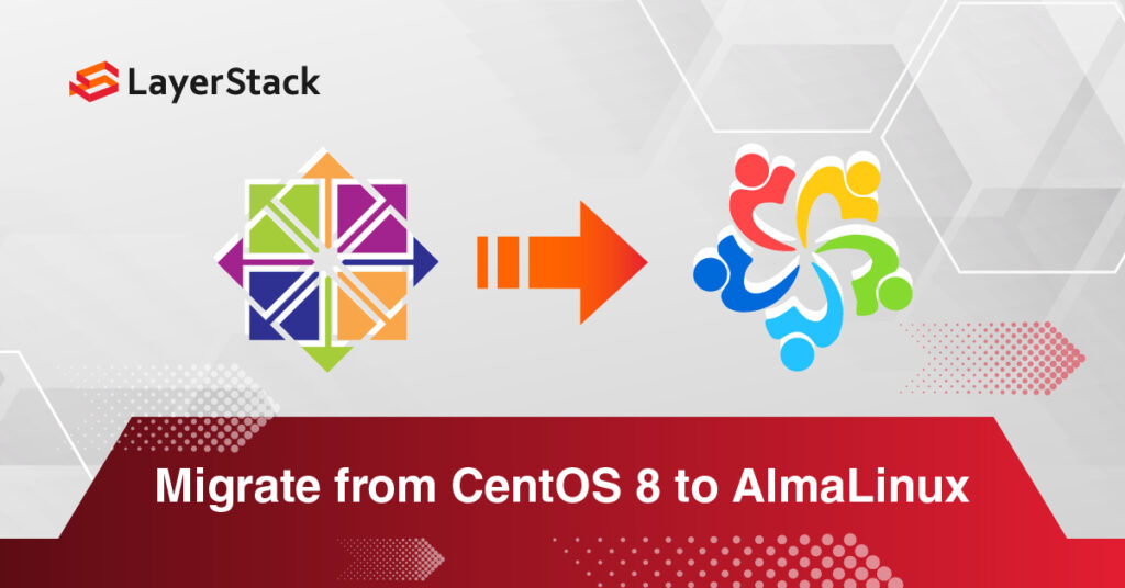 How to convert from CentOS 8 to AlmaLinux 8